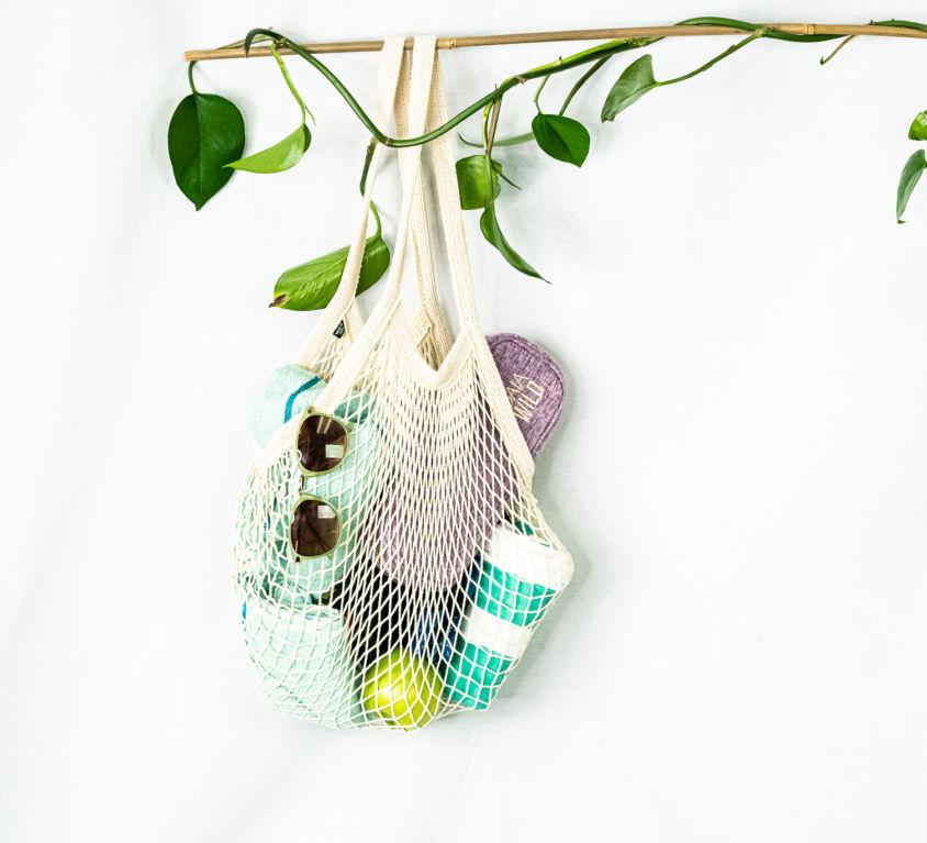 Island String Bag